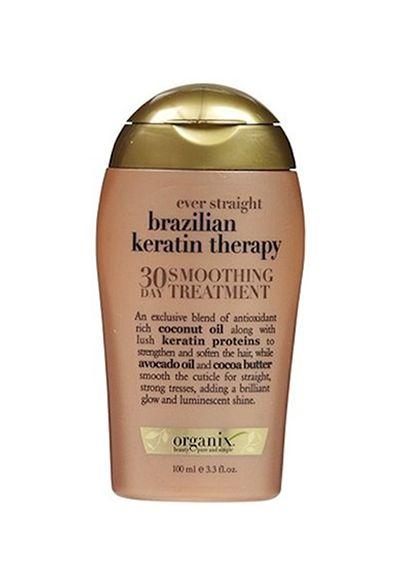 keratin straightening treatments