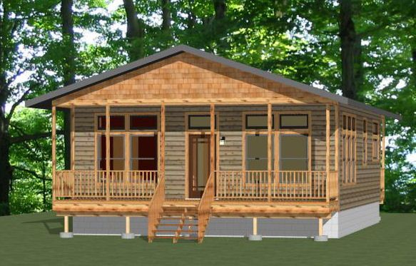 34x42 1 Rv Garage 34x42g2c 1 400 Sq Ft Excellent Floor Plans Narrow House Plans Tiny House Plans Bungalow House Design