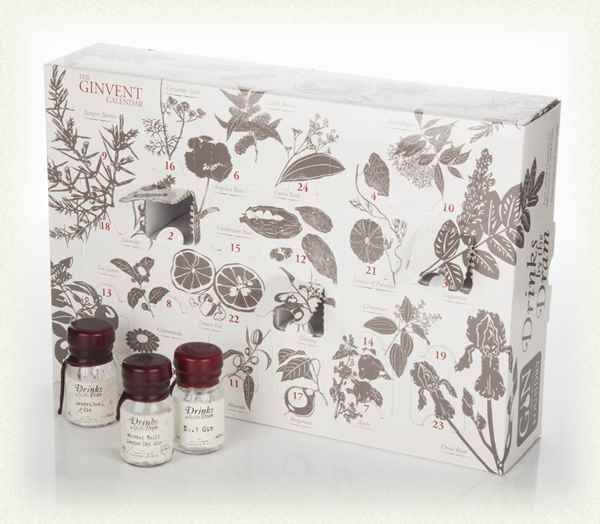 The Ginvent Calendar (2014 Edition)