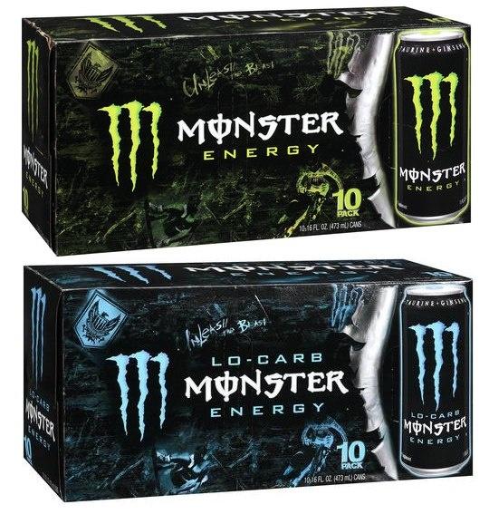 monster 10 pack usa energy drink 39 s pinterest. Black Bedroom Furniture Sets. Home Design Ideas