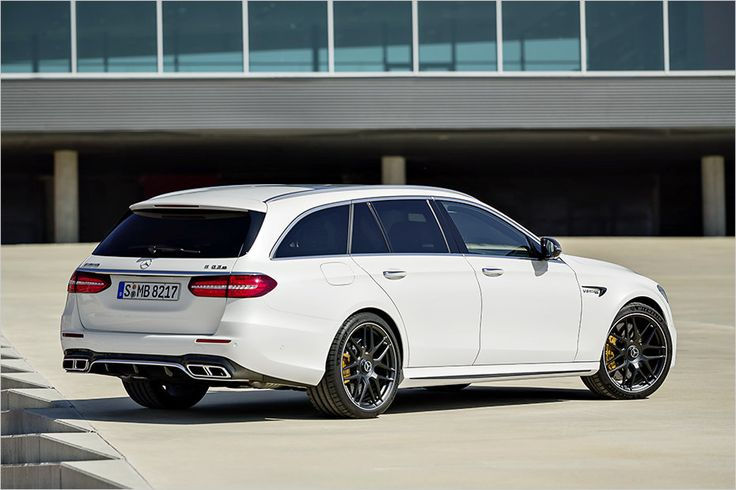 Mercedes-AMG E 63 T model comes in June 2017 - All About Automotive