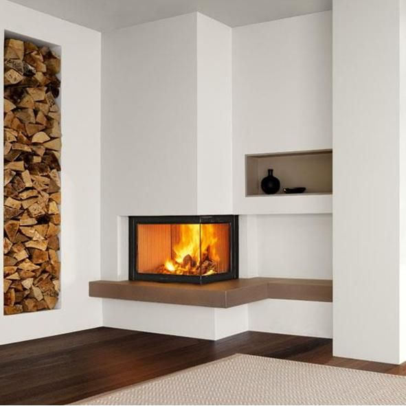 Piazzetta Fireplaces | Piazzetta Bristol Fireplace suitable for Wood