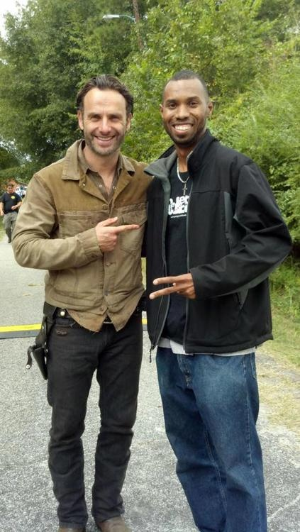Andrew Lincoln The Walking Dead Pinterest Rick Grimes