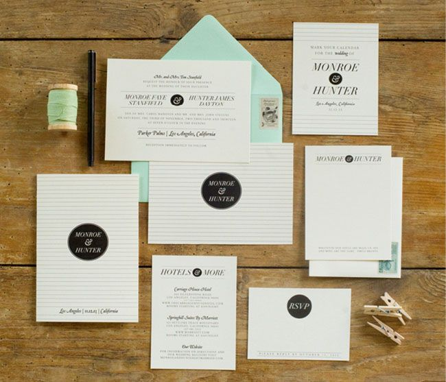 Introducing Val Marie PaperVal D'Orcia, Val Mary, Design Ideas, Monroe Suits, Wedding Invitations, Invitations Design, Black Dots, Stationery, Mary Paper Valerie