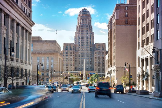 I got Buffalo, New York! Which Great Rust Belt City Are You?... AND THIS IS HOME!!!