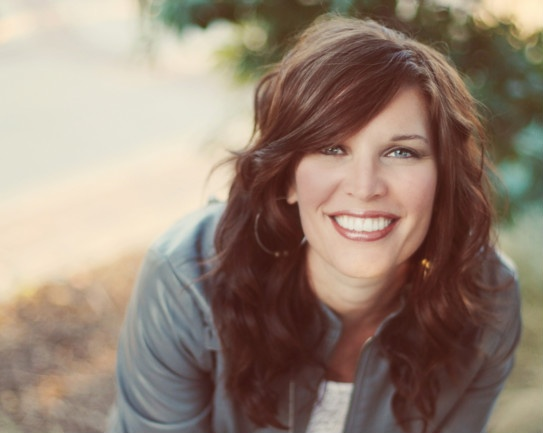 Jen Hatmaker...love her! She is wise, funny, REAL, quick witted, unashamed...amazing woman of God!