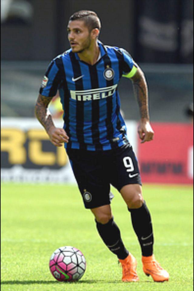 Mauro Icardi Inter Milan striker