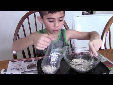 "How to make ""Magic"" Reindeer Dust - YouTube"