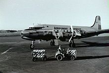 Douglas DC-4 - Wikipedia, the free encyclopedia