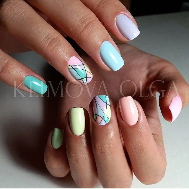 Мастер ➡️ @wow_nails_klin