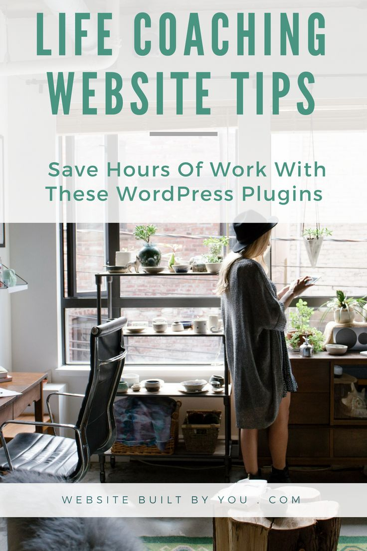 Learn which Wordpress plugins Every Life coach Needs. Read the Best WordPress Life Coaching Plugins for 2017. Which plugins do you need to help grow and manage your life coaching business? Streamline your life coaching website today with these life coaching WordPress plugins.