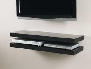 We can do this for master bedroom -- change out current media shelves