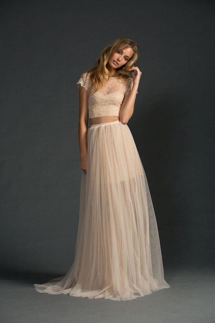 Boho Bröllopsklänningar Australien