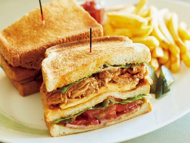 総勢15個!ホテルのクラブハウスサンドイッチを全部比べてみました(1/3)[東京カレンダー]
