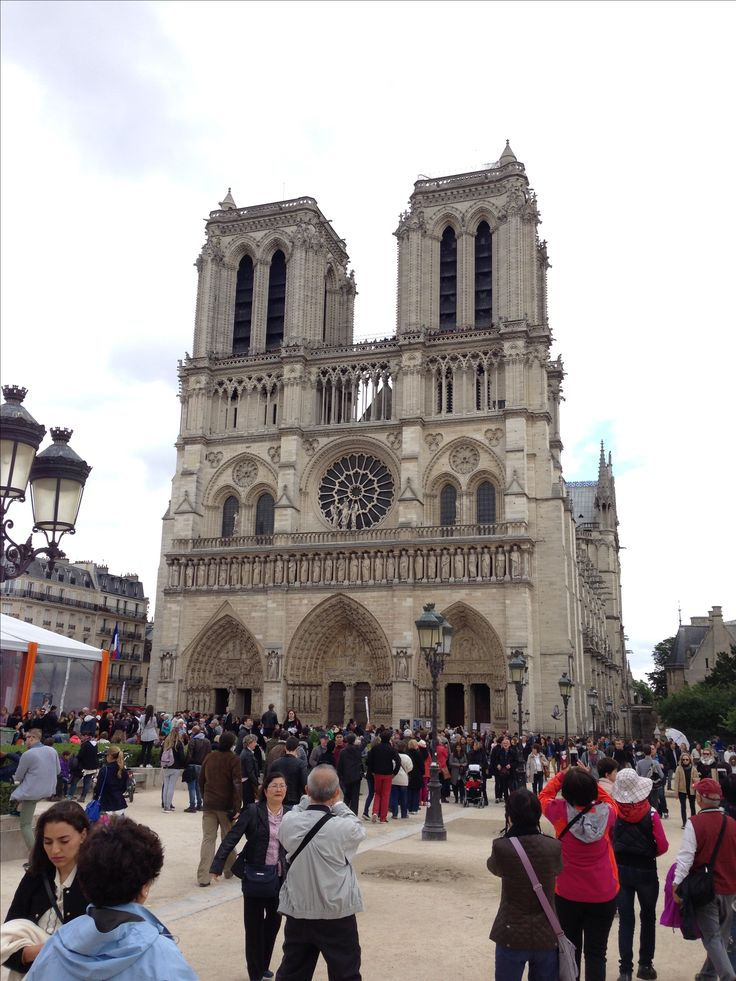 Paris - Notre-Dame-De-Paris