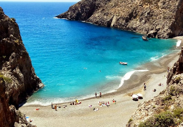 Summer in Greece is all about enjoying the two things that make travellers love our country; the sun and the sea! The island of Crete and... Read more at: http://lifeincrete.com/beaches-in-crete/ #greeksummer #intotheblue #summeringreece #galaxyhoteliraklio #galaxyhotelheraklion #beachesincrete