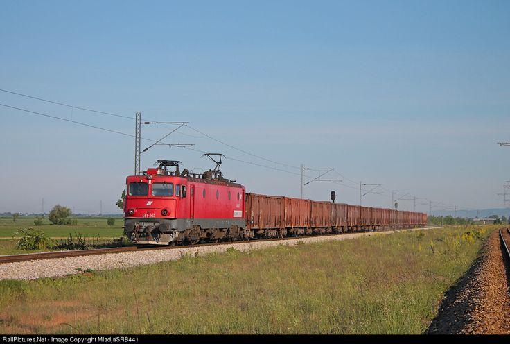RailPictures.Net Photo: 461-207 ZS - Zeleznice Srbije ZS 461 at Stara Pazova, Serbia and Montenegro by MladjaSRB441