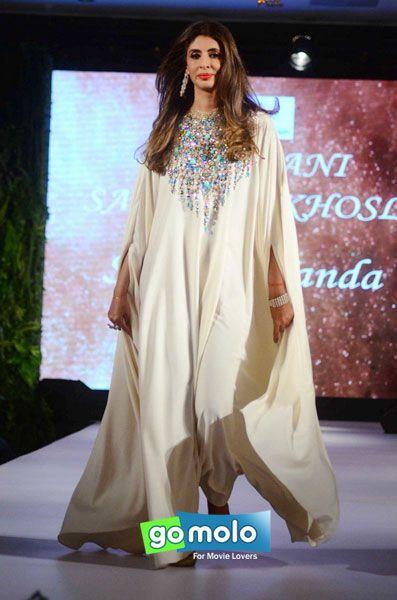 Shweta Bachchan at Mission Hazaar charity show in Mumbai