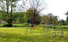 For families: Play area