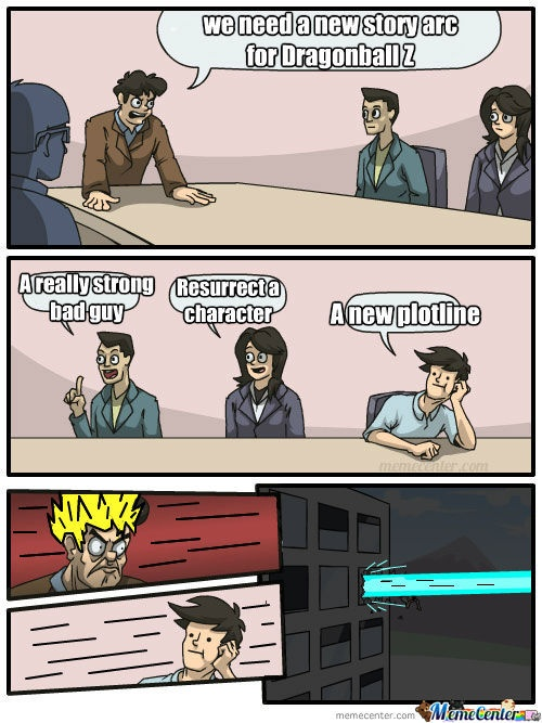 Dragon Ball Z meeting funny meme | Funny memes and pics #funny #meme #memes #lol #rofl #ragecomic #lough #popular #funnypic #funnypics #funnymeme