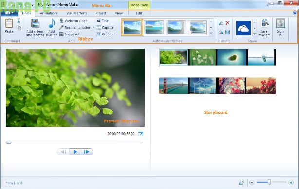 Windows Movie Maker 2017 Full Version