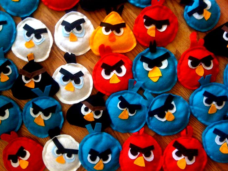 artrageousafternoon.blogspot.com: Angry Birds