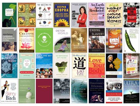 RECOMMENDED READING  by Yoko Ono  Dear Friends  Here are some books and magazines I would like to recommend to you. Please share your favorite books in the comments...    ...for us all to enjoy.    love, yoko