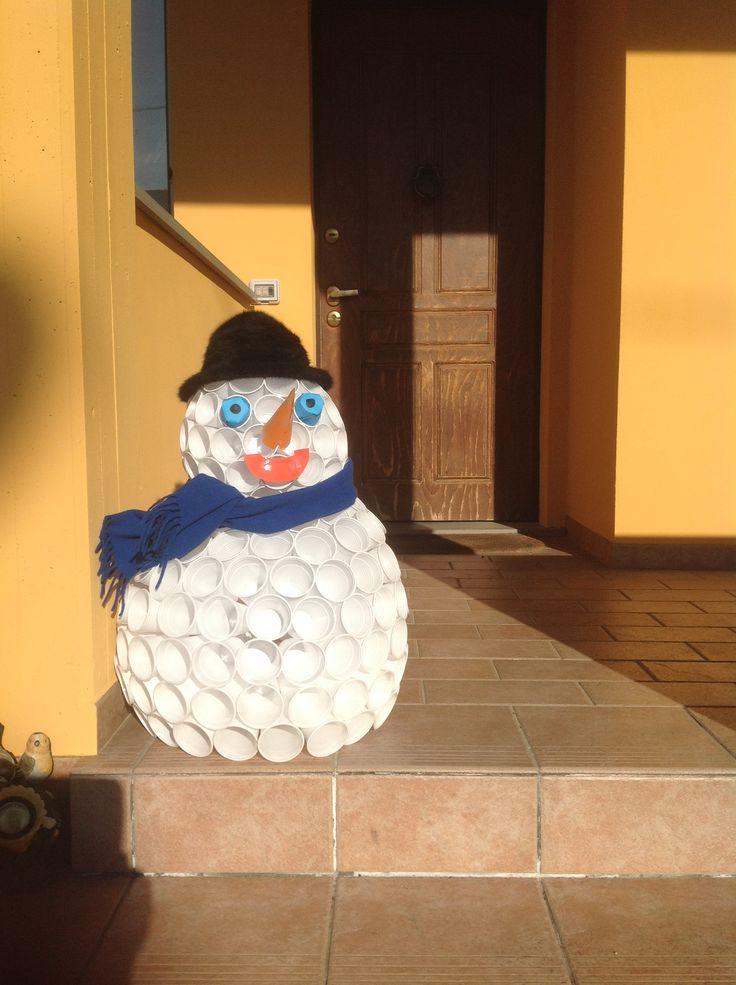 dic. 2013......il mio amico snow