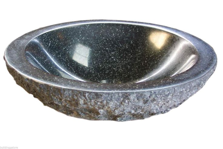 Solid Stone Marble Basin 052 - Made to Order - Polished Stone FREE DELIVERY Inc | eBay