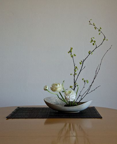 The Nordic Lotus Ikebana Blog: Winter Again                                                                                                                                                                                 Plus
