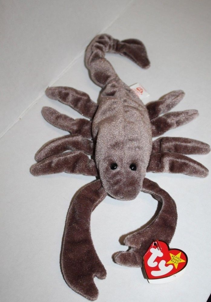 f7f27d24ee2 TY Beanie Baby STINGER 9