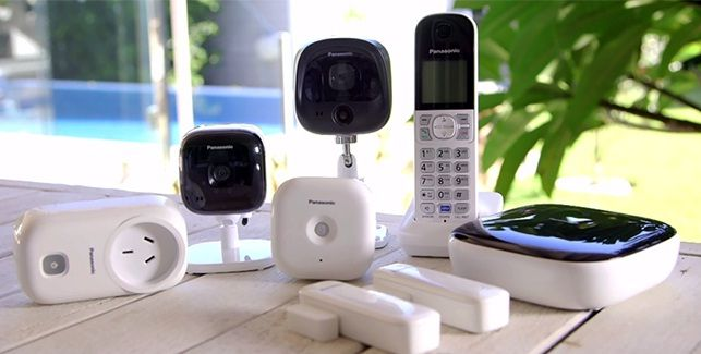 DIY Home Security Systems for Valuable Home Protection - http://www.interiordesigne.com/diy-home-security-systems-for-valuable-home/