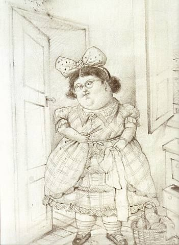 printable paGES FOR COLORING OF FERNANDO BOTERO Google