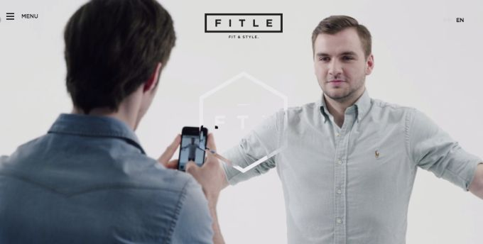 """[VIDEO] """"Fitle"""" Will Let You Try Clothes On A 3D Avatar Of Yourself: Fitle also will let you save clothes in your """"virtual closet"""" and then try them on your avatar when looking for a new piece. COOL!!!"""