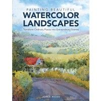 Watercolor Techniques: Painting Beautiful Watercolor Landscapes | NorthLightShop.com