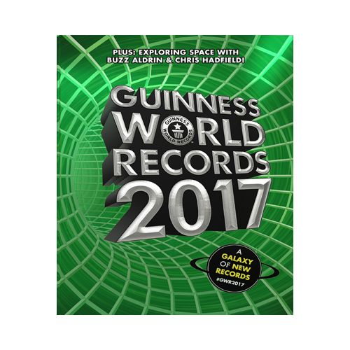 Buy Online Guinness World Records 2017 Books at Twenty4Seven Buy the online Guinness world records 2017 books only on twenty4seven. The ultimate annual book of records is back and crammed with more than ever before! Guinness World Records 2017 is bursting with all-new records on topics as diverse as black holes, domes, owls and killer plants.  To get more information please visit here: https://twenty4seven.pk/product/guinness-world-records-2017-guinness-world-records/