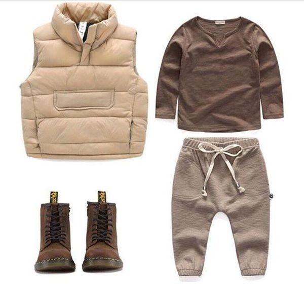 19 idées pour la mode des garçons pour la saison d'hiver   – Kinderbekleidung