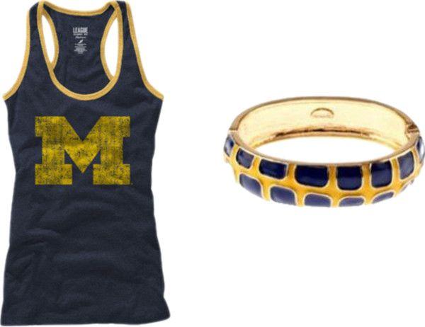 #Michigan Wolverines