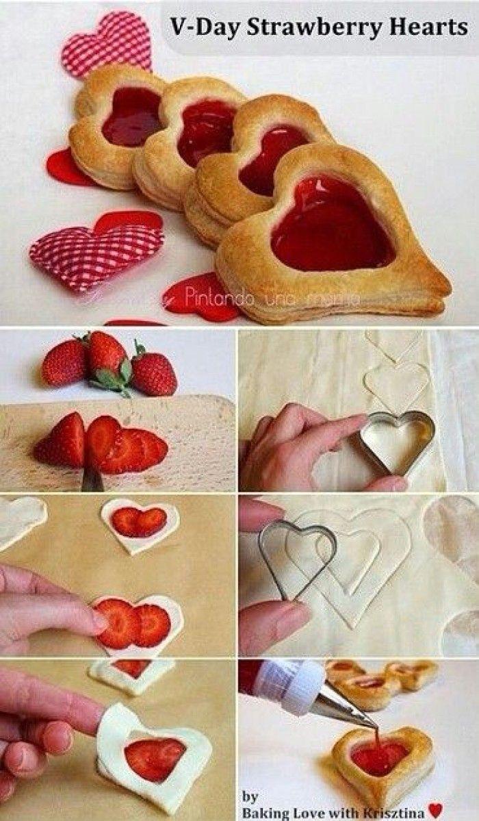 Valentijn hartjes