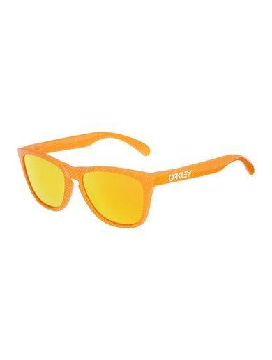 Oakley FROGSKIN Okulary przeciwsłoneczne atomic orange