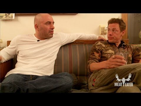 Joe Rogan and Bryan Callen On Why They Enjoy Hunting with Steven Rinella on MeatEater - YouTube