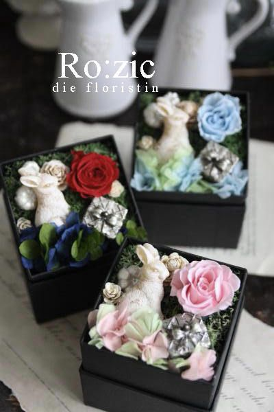 preserved flower http://rozicdiary.exblog.jp/25733502/