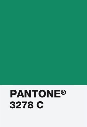 Pantone has named 17-5641 Emerald 'a vivid verdant green' as its colour of the year.    It promotes 'balance and harmony' and through its association with gemstones promote the evocation of sophistication and luxury says Pantone.      As well as being 'the colour of beauty and new life in many cultures and religions' Pantone says it sees emerald as the colour of 'growth renewal and prosperity' and adds that 'for centuries many countries have chosen green to represent healing and unity.'