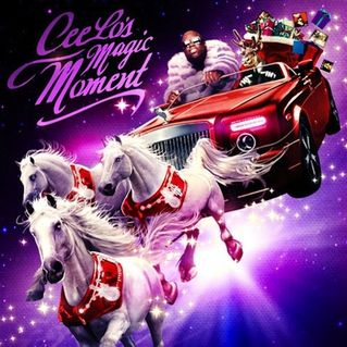 Cee-Lo Green: Cee Lo's Magic Moment   Holiday Album Reviews