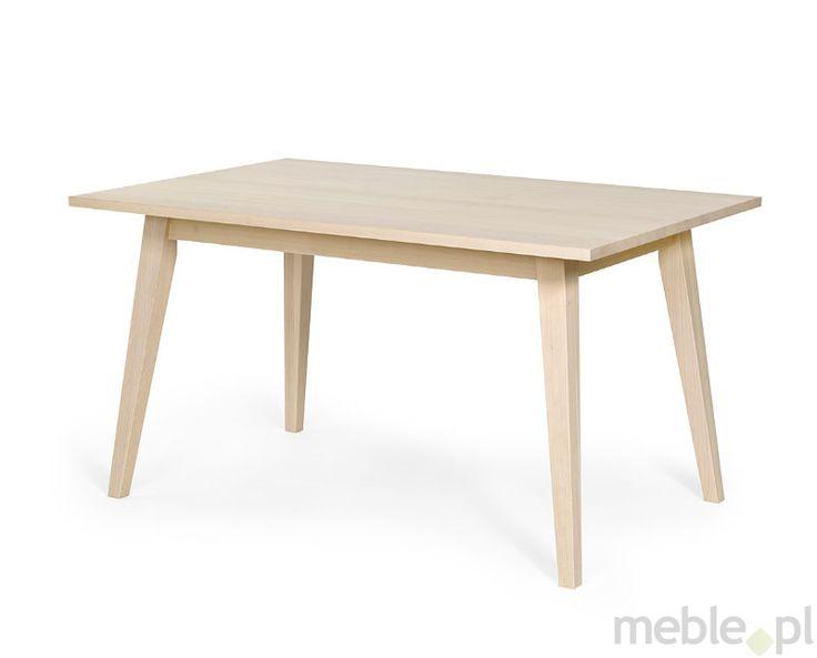 Stół Como - na dowolny wymiar, Sedia - Meble