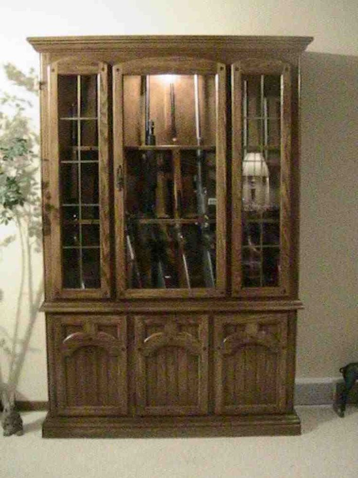 Rustic China Cabinet Plans Woodworking Projects Amp Plans