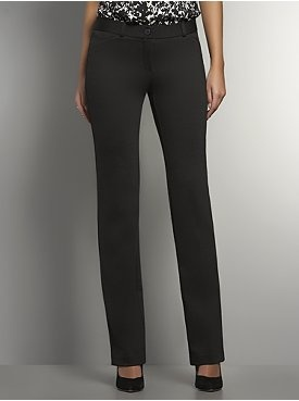 The 7th Avenue Ponte Straight Leg Pull-On Pant - Tall