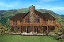 A floor plan by Golden Eagle Log Homes. Golden Eagle Log Homes has 1000+ floor plans.