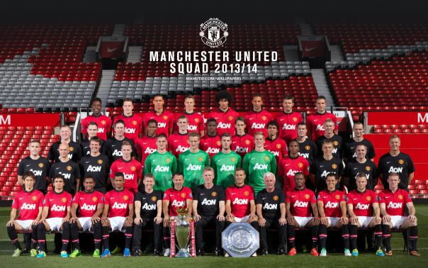 Players Manchester United Manchester United Team Manchester United Football Club