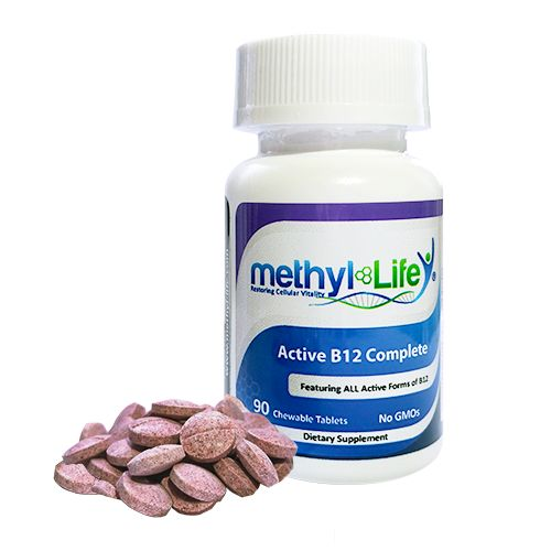 """Products that contain """"Active #B12"""" #vitamin forms"""